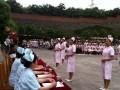 泸州卫校5.12护士节护理操作技能比赛