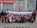 红十字卫生学校文明风采参赛队伍