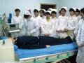 重庆市医药卫生学校实验课