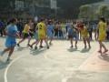 重庆护士学校篮球赛