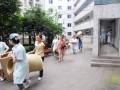 重庆医药高等专科学校护理系实习学生