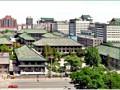 北京协和医学院校区全景图