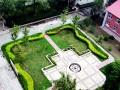 北京卫生学院鸟瞰图