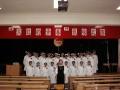北京丰台卫校歌咏比赛