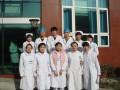 北京海淀卫校学生临床实践