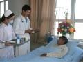 新疆喀什卫校临床实践学生