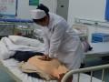 南充技师学院护理系举行教师技能比赛