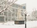 铁岭卫校冬景