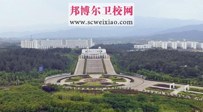 江西中医药大学科技学院校园风光