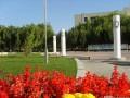 石河子大学医学院中区广场