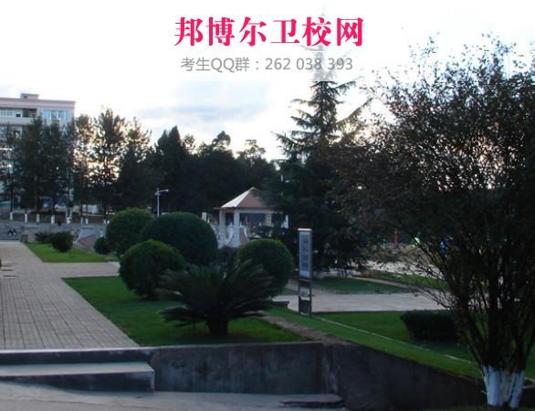 楚雄医专学校
