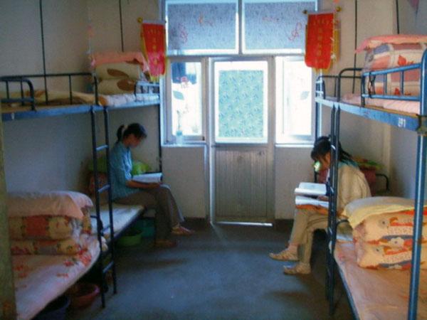 山东平阴卫生职业学校宿舍条件