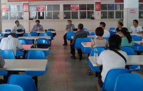 柳州市卫生学校食堂情况