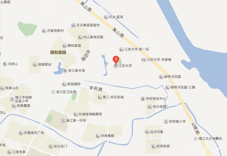 江苏大学医学院地址在哪里