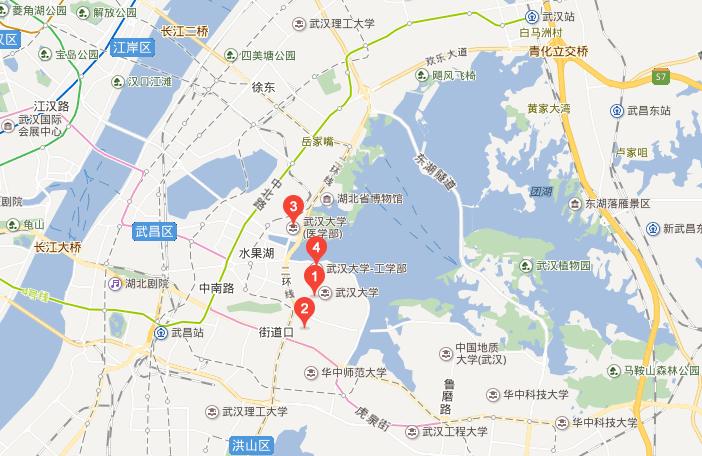 武汉大学医学院地址在哪里