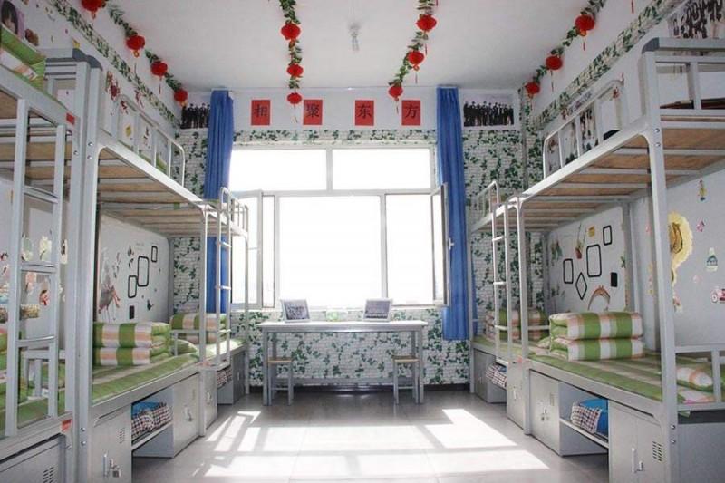 呼和浩特市卫生学校宿舍条件