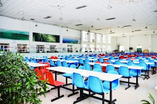 呼和浩特市卫生学校食堂情况