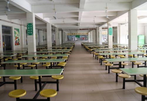 陇南市卫生学校食堂条件