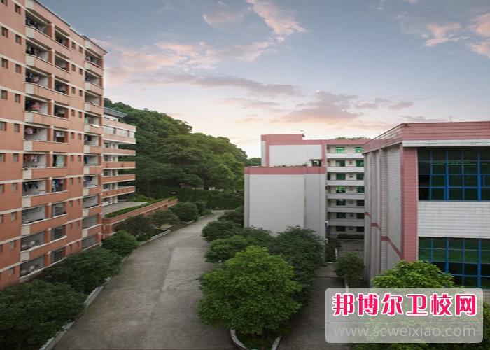 重庆市南丁卫生职业学校宿舍条件