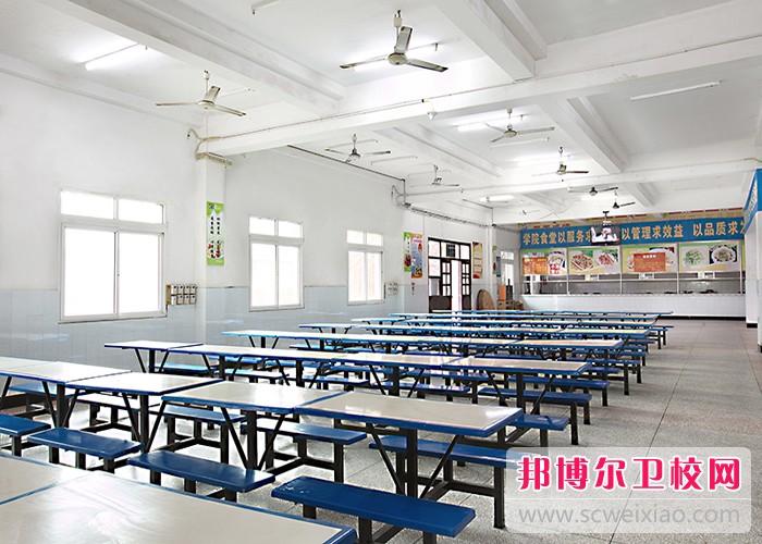 重庆市南丁卫生职业学校食堂情况