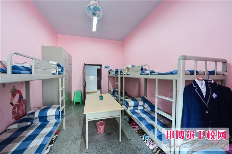 四川省南充卫生学校宿舍条件