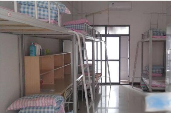 四川省达州中医学校宿舍条件