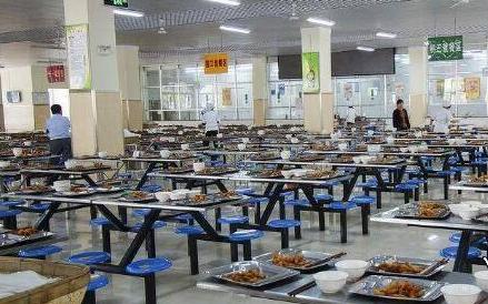 四川红十字卫生学校食堂情况