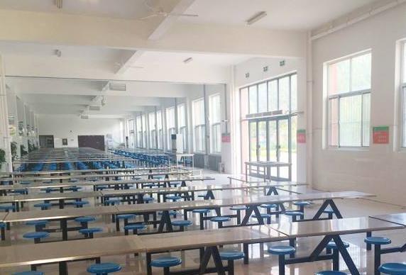 成都中医药大学附院针灸学校龙泉校区食堂情况
