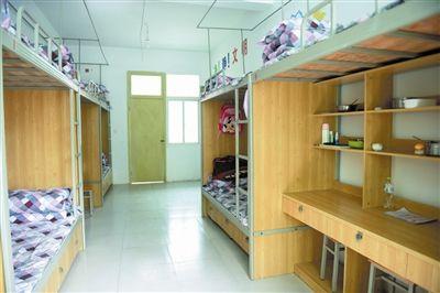 四川省甘孜卫生学校宿舍条件