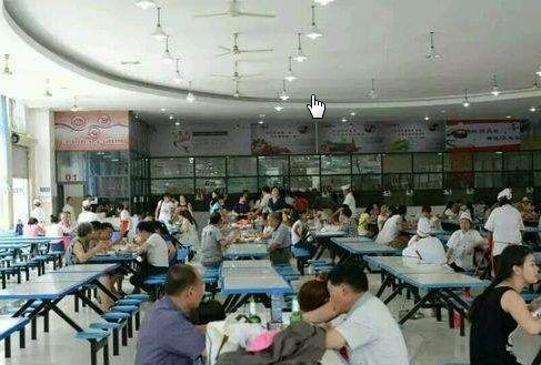 重庆医药科技学校食堂情况