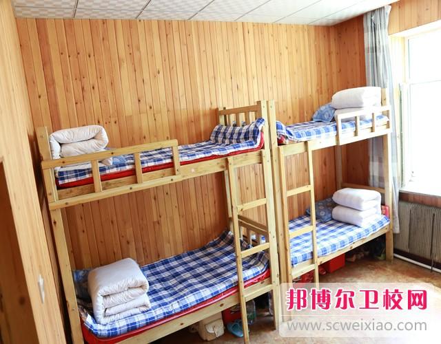长春博泰医药中等职业学校宿舍条件
