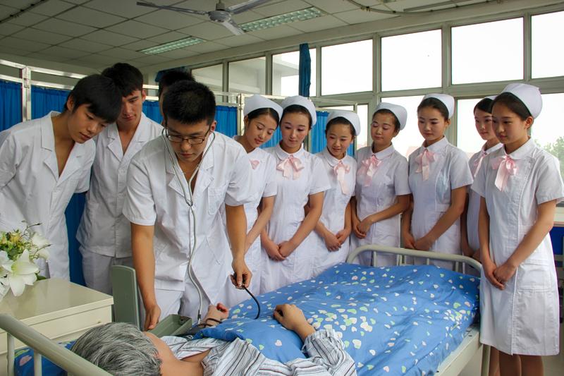 天津医学高等专科学校招生办联系电话