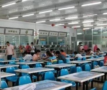 北京市昌平卫生学校食堂情况
