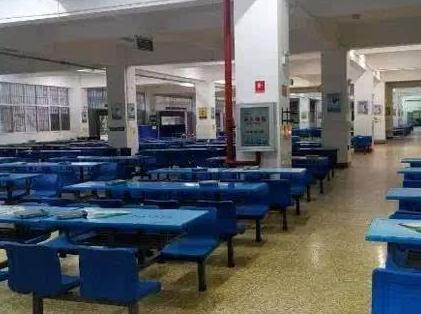 贵阳医学院食堂情况