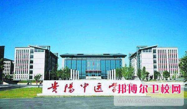 贵阳中医学院2019年有哪些专业