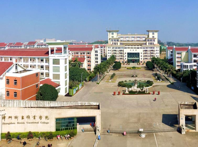 漳州卫生职业学院2019年有哪些专业