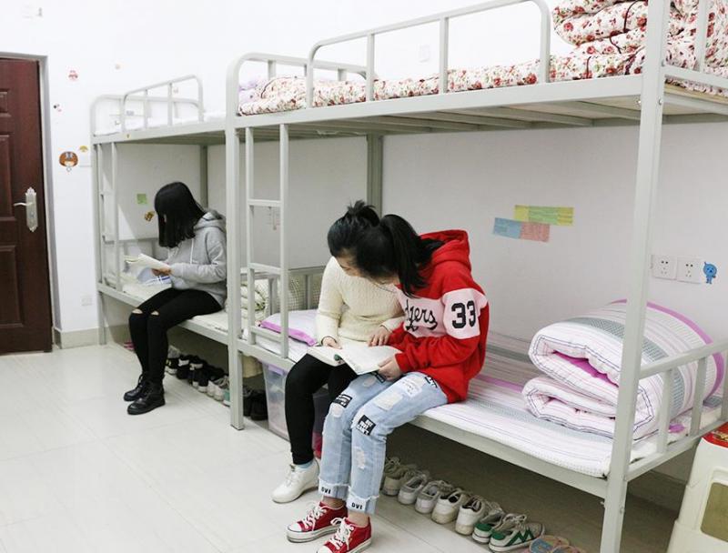乐山医药科技学校成都校区2019年宿舍条件
