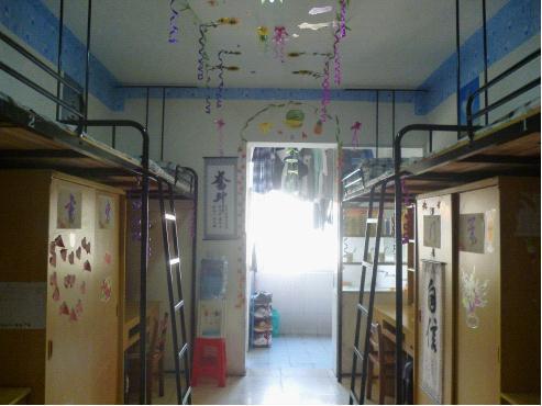 长江大学医学院宿舍条件