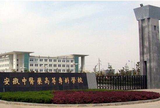 安徽中医药高等专科学校2019年有哪些专业