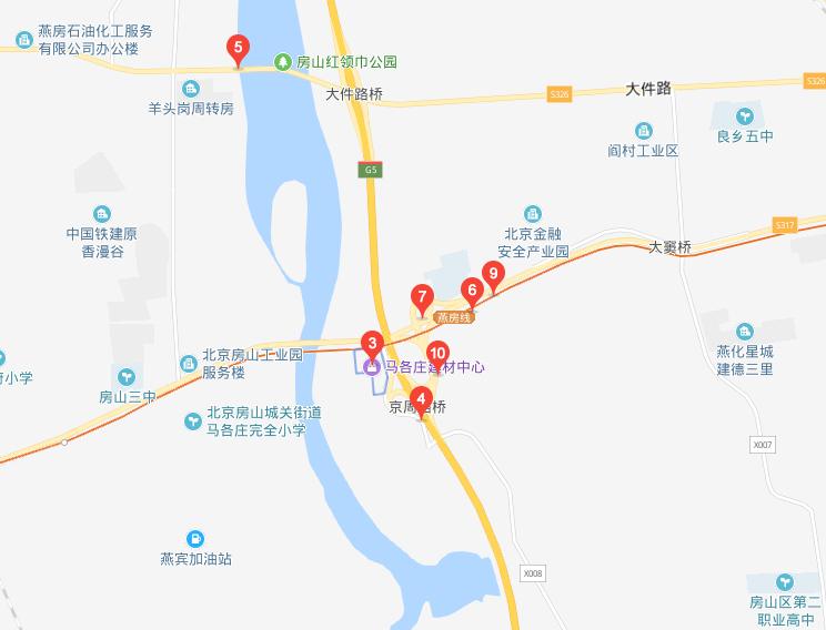 北京房山卫生学校2019年地址在哪里