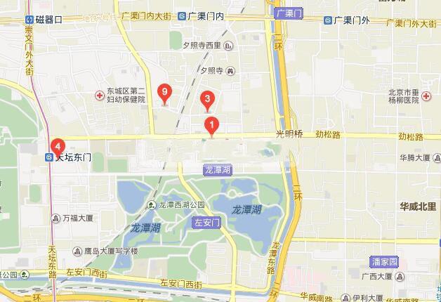 北京光明中医学院2019年地址在哪里