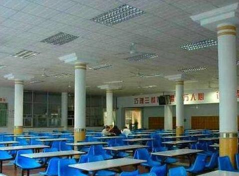安徽红十字会卫生学校食堂情况