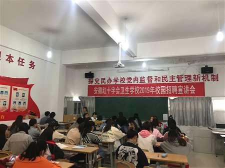 安徽红十字会卫生学校网站网址