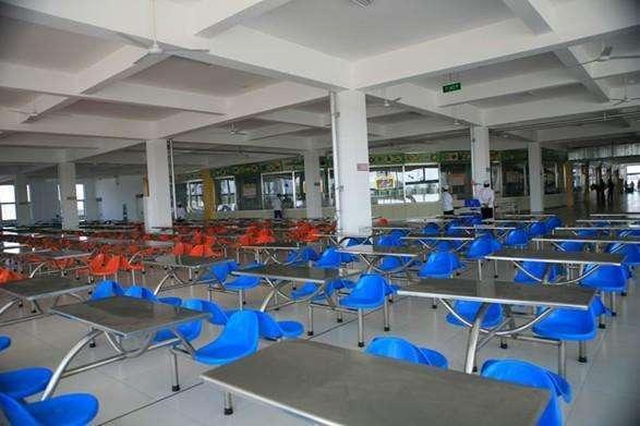海南省第三卫生学校食堂情况