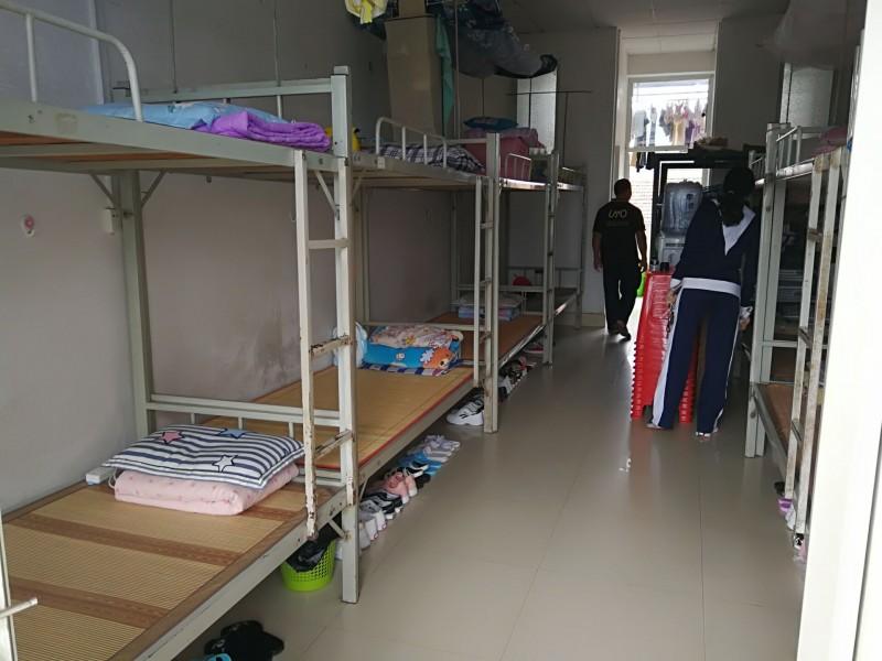 广西中医学校宿舍条件