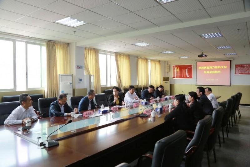 广东省江门中医药学校2019年招生办联系电话