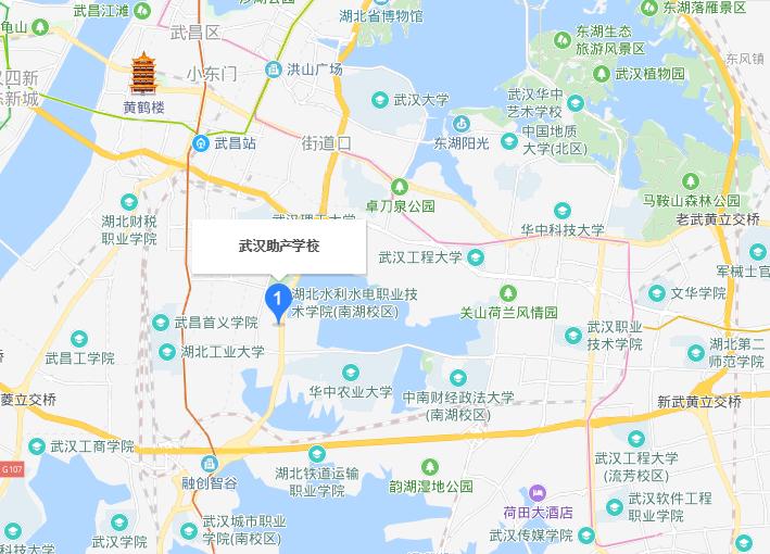 武汉助产学校地址在哪里