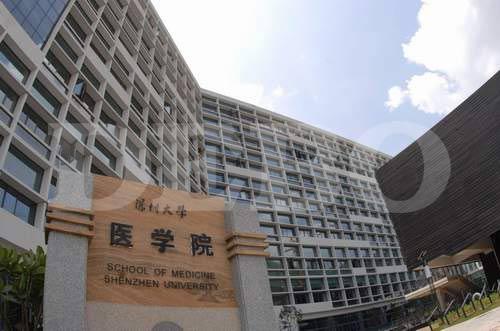 深圳大学医学院2019年有哪些专业