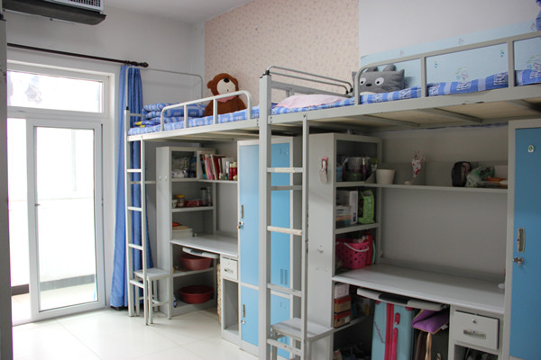 北京涉外经济专修学院护理学院宿舍条件