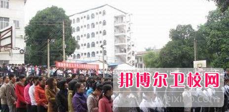 广西初中毕业读哪个卫校比较好